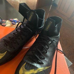 Soccer boys boots